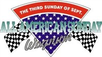 All American Sunday in Wognum, Noord-Holland