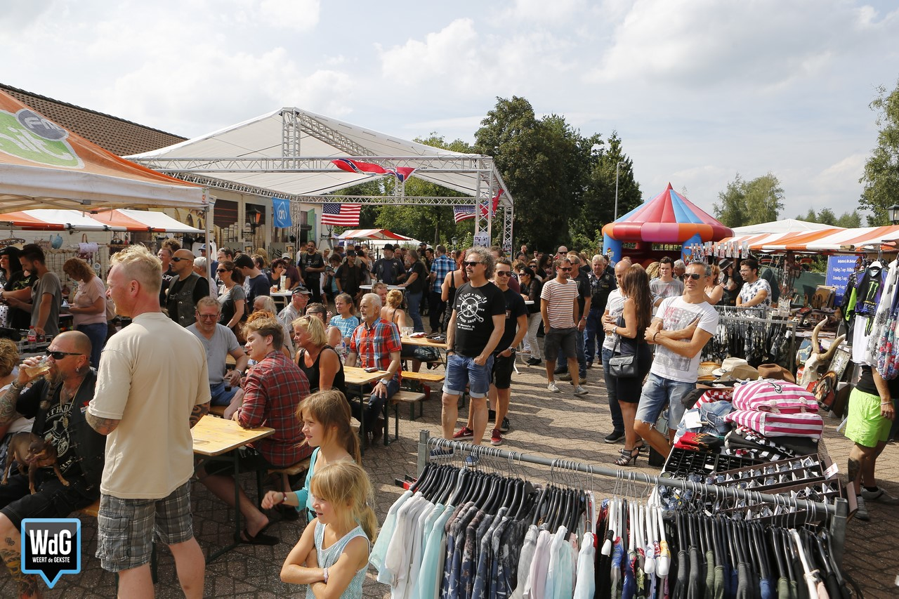 American Eagle Day in Weert, Limburg