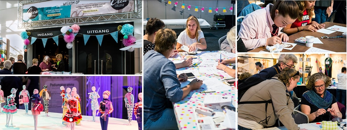 Crea Weekend Gorinchem in Gorinchem, Zuid-Holland