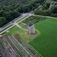 De Heimolen in Sint Hubert, Noord-Brabant