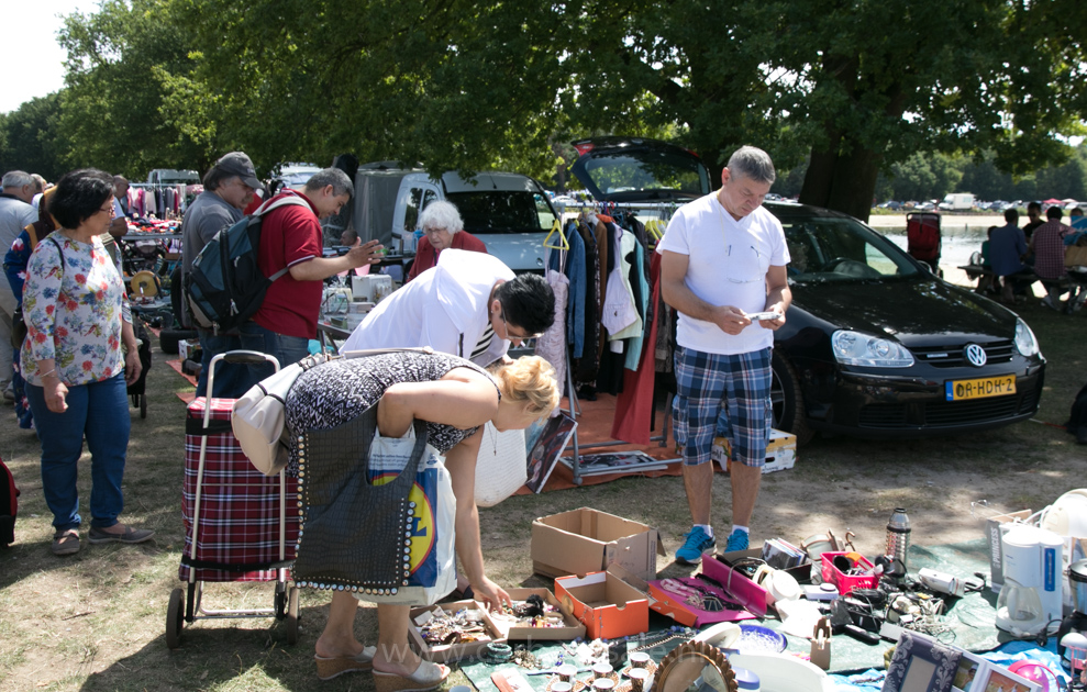 Car Boot Sale Oss in Oss, Noord-Brabant