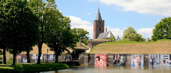 Fort Asperen in Acquoy, Gelderland