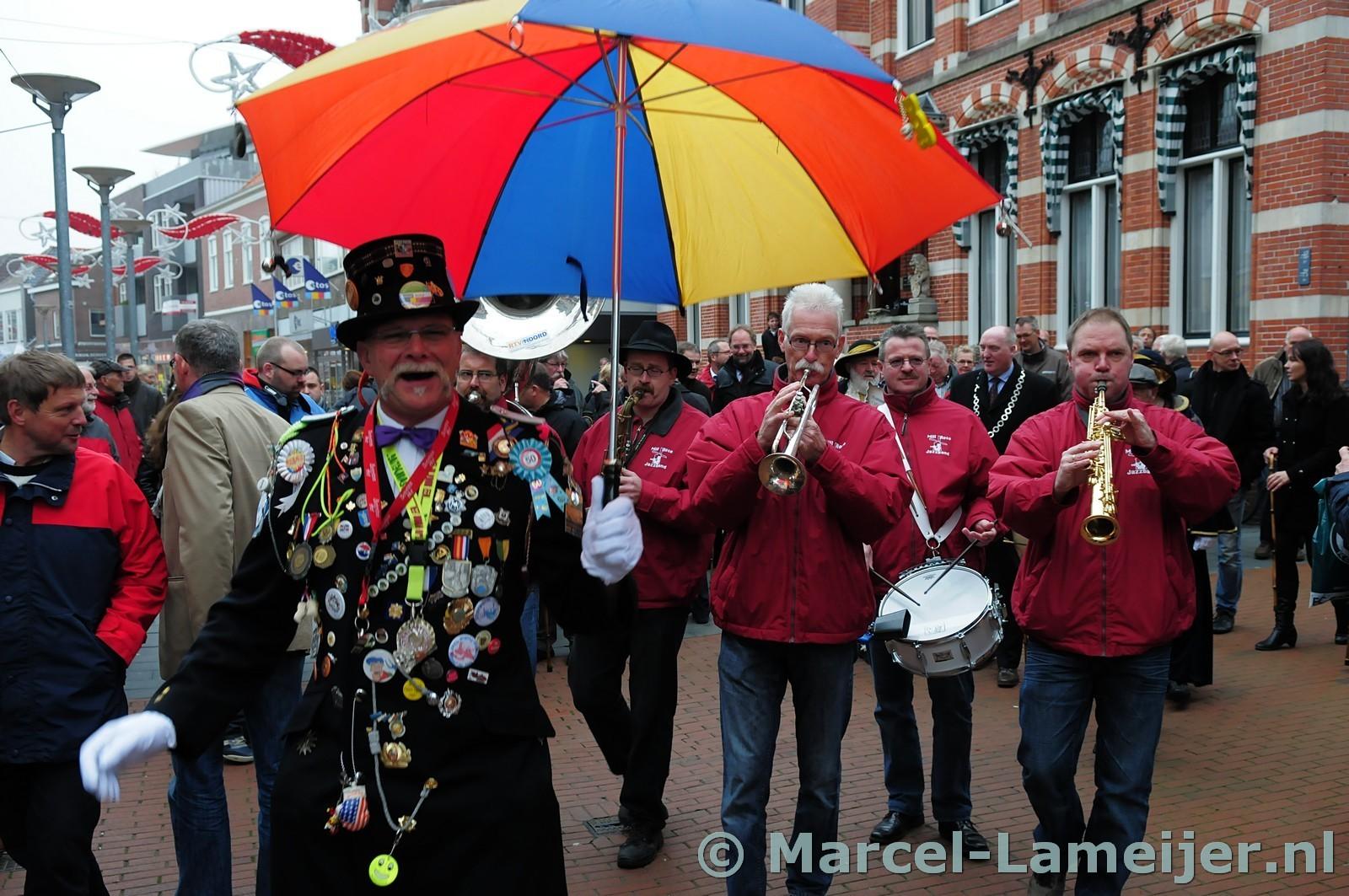 Adrillen - Allerheiligenmarkt in Winschoten, Groningen
