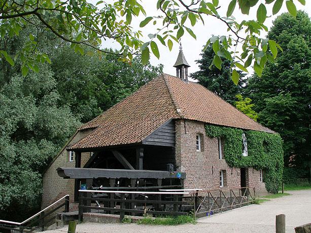 Informatiecentrum Leumolen - St. Ursulamolen in Nunhem, Limburg
