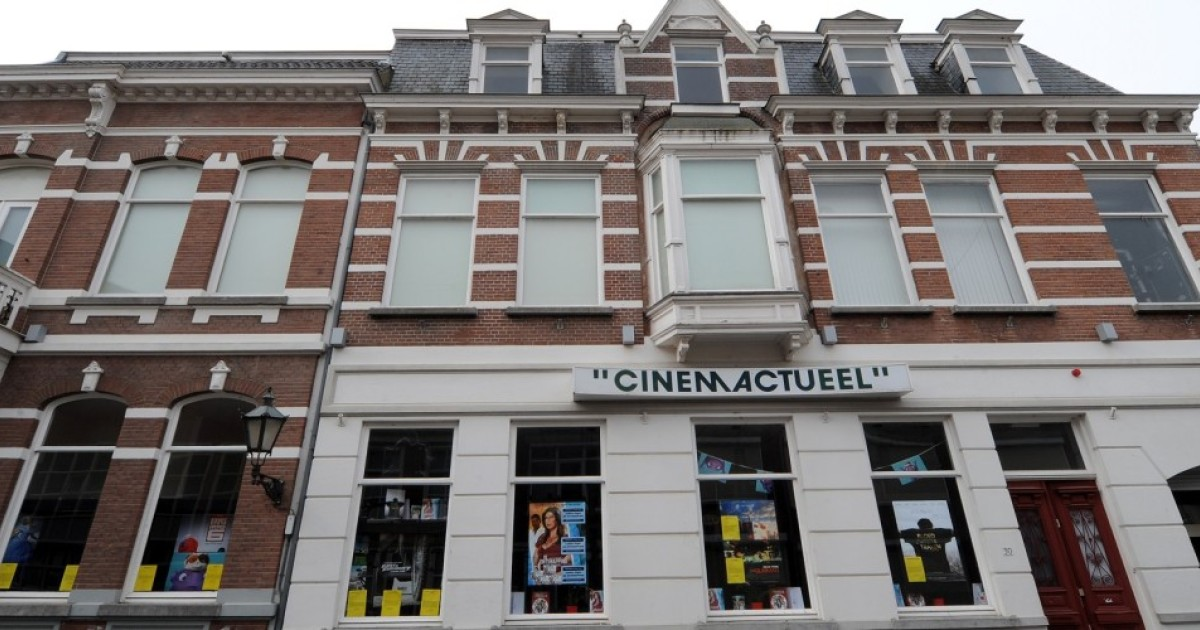 Bioscoop Cinem'Actueel in Bergen op Zoom, Noord-Brabant
