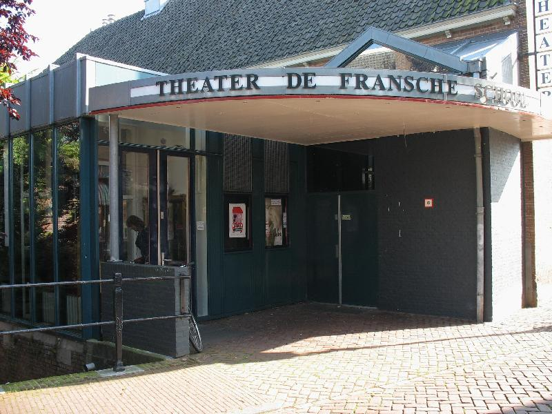 Theater De Fransche School in Culemborg, Gelderland
