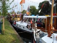 Historische Havendagen Coevorden in Coevorden, Drenthe