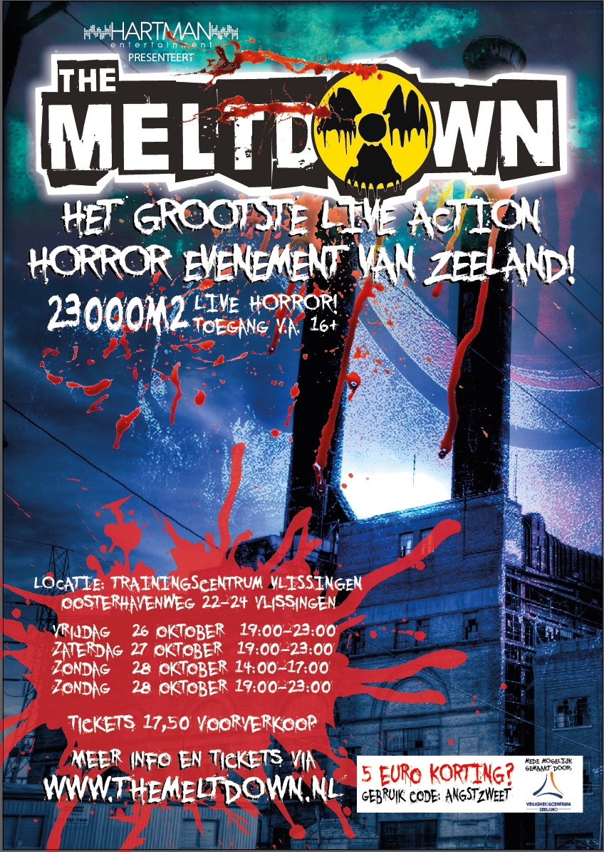 The Meltdown in Vlissingen, Zeeland