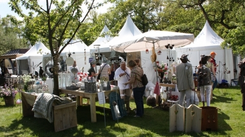 Summer Fair in Ommen, Overijssel