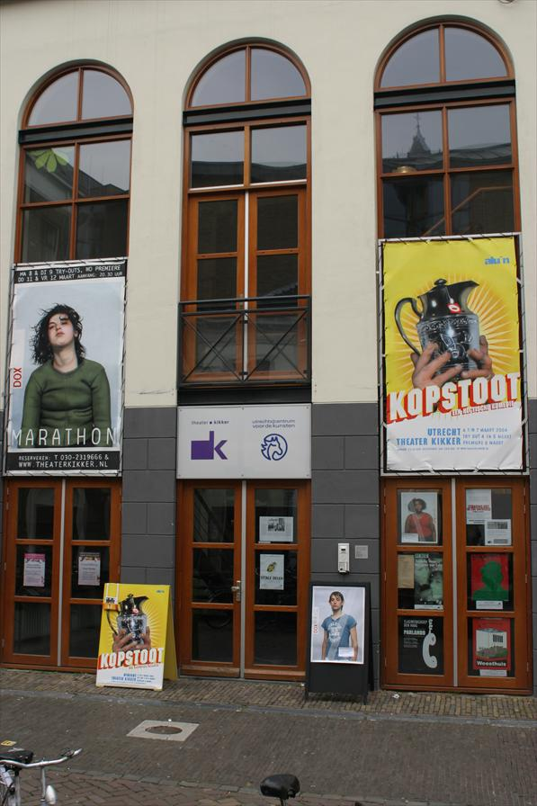 Theater Kikker in Utrecht, Utrecht