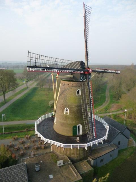 Emma Molen in Nieuwkuijk, Noord-Brabant