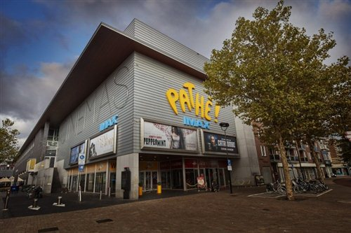 Pathé Tilburg in Tilburg, Noord-Brabant