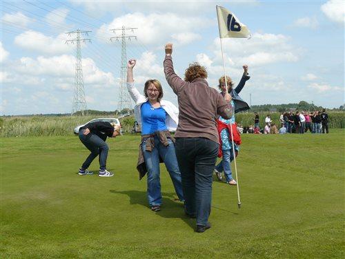 Pitch en Putt Golf Leeuwarden in Leeuwarden, Friesland