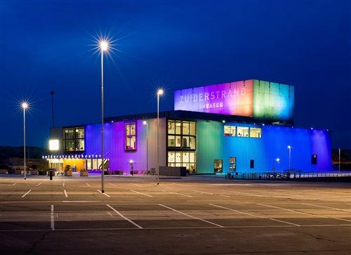Zuiderstrandtheater in Den Haag, Zuid-Holland