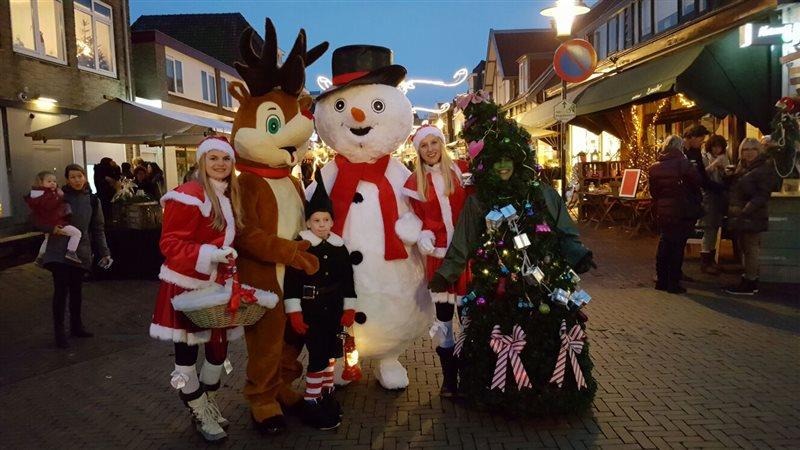 Kerstmarkt Santpoort Noord Santpoort Noord Noord Holland