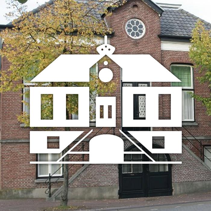 't Oude Raadhuis Beek en Donk in Beek en Donk, Noord-Brabant