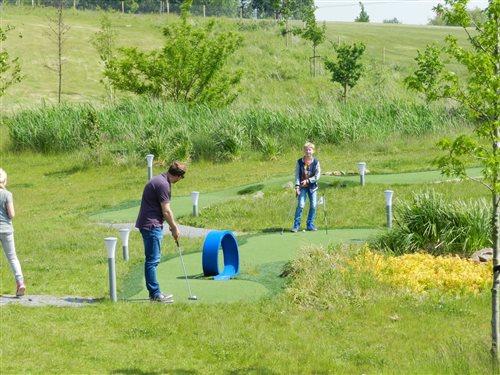 Pitch & Putt Golf Doetinchem in Wehl, Gelderland