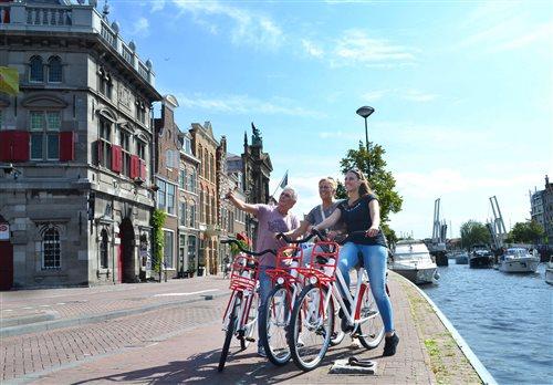 Bike Tours Haarlem in Haarlem, Noord-Holland
