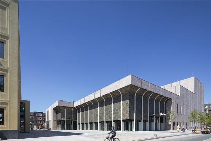 Theater Zuidplein in Rotterdam, Zuid-Holland