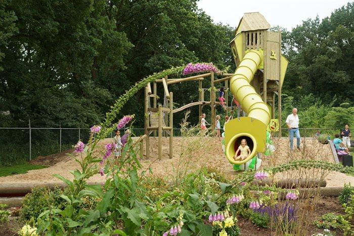 Speeltuin Ons Genoegen in Laren, Noord-Holland