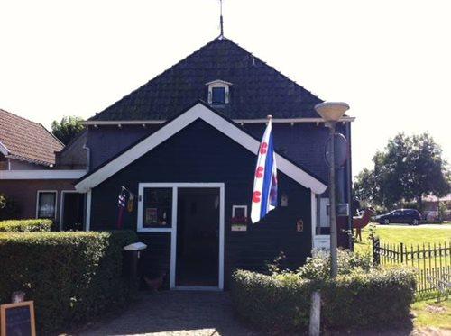 Natuurhistorisch Museum ´t Fûgelhûs in Piaam, Friesland