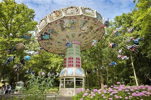 Attractiepark Duinrell in Wassenaar, Zuid-Holland