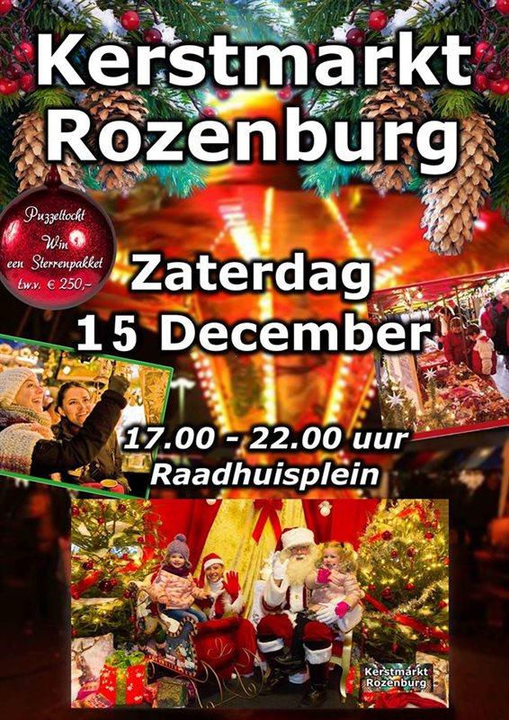 Kerstmarkt Rozenburg 14 December 2019 In Rozenburg Zuid Holland