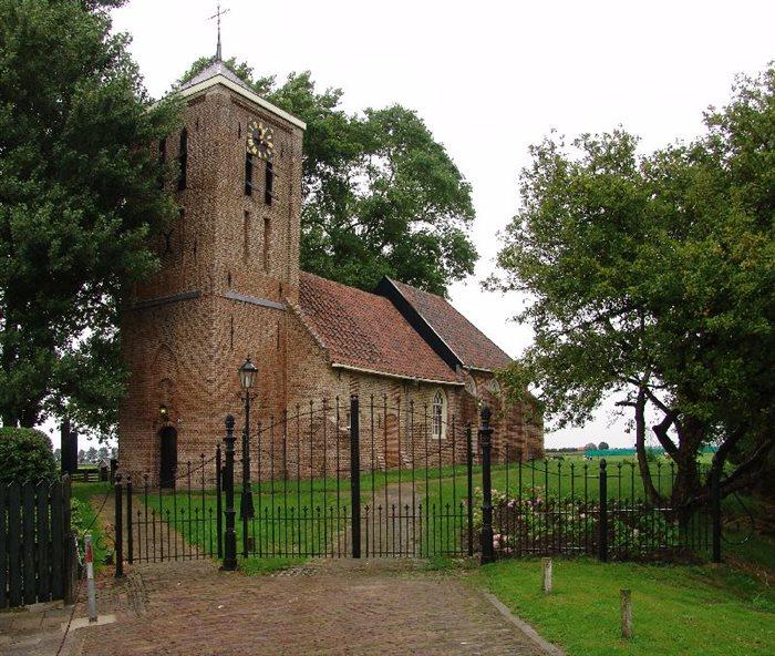 Theaterkerk Wadway in Wadway, Noord-Holland