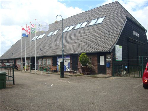 Nationaal Vlasserij-Suikermuseum in Klundert, Noord-Brabant