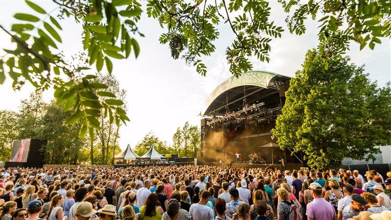 Central Park Festival 25 Mei 2019 In Utrecht Utrecht