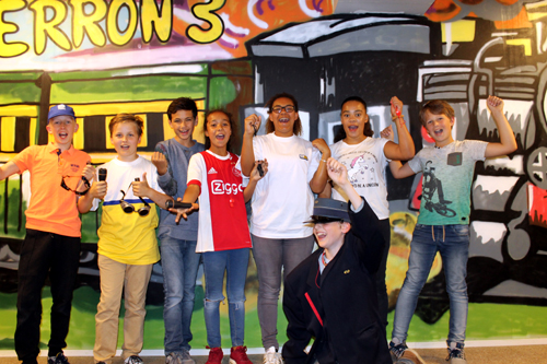 Escape room voor kinderen Barneveld in Barneveld, Gelderland