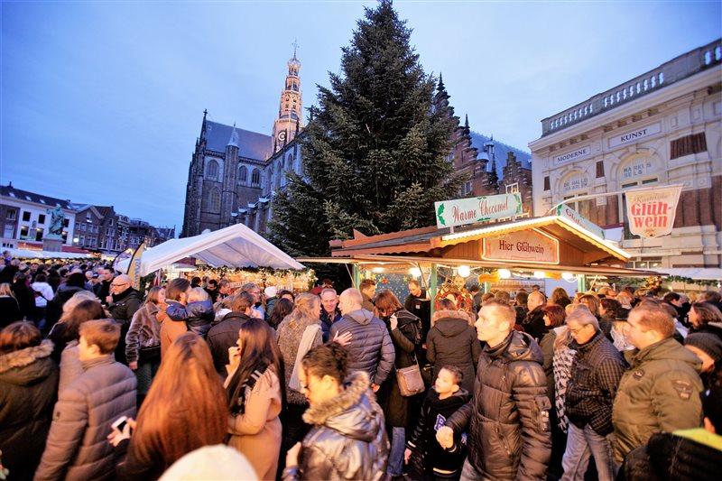 Kerstmarkt Haarlem Haarlem Noord Holland