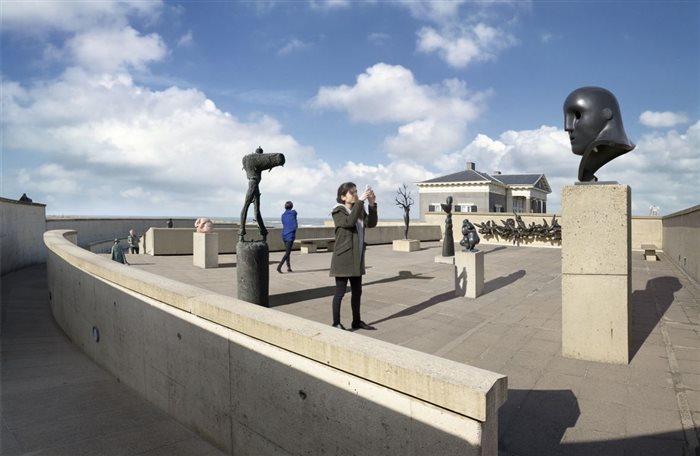 Museum Beelden aan Zee in Den Haag, Zuid-Holland