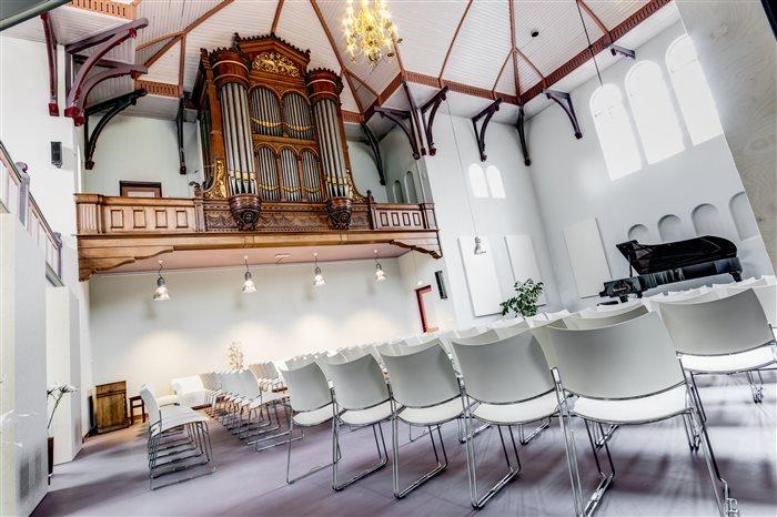 Edesche Concertzaal in Ede, Gelderland