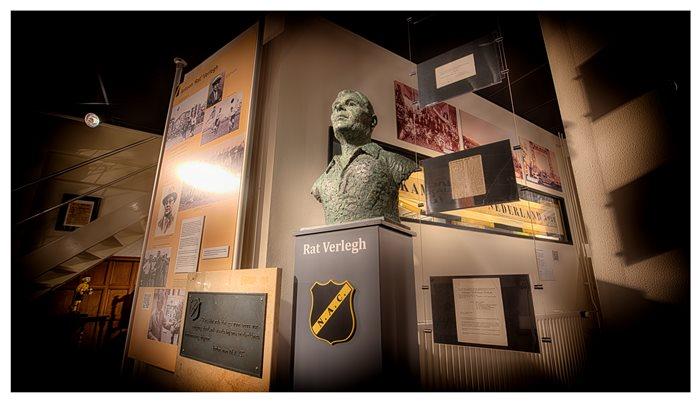 NAC Museum in Breda, Noord-Brabant
