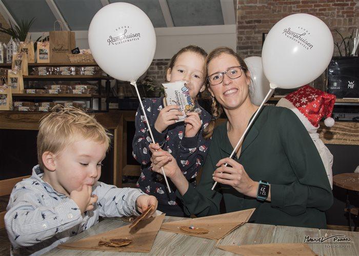 Siroopwafel Experience in Gouda, Zuid-Holland