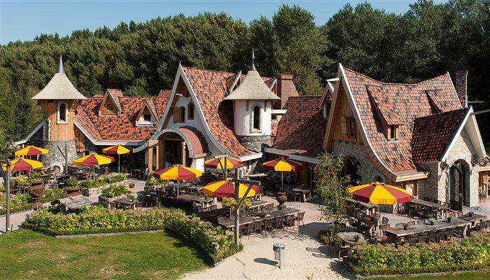 Hans en Grietje Pannenkoekenhuis in Zeewolde, Flevoland