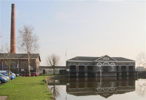 Stoomgemaal Halfweg in Halfweg, Noord-Holland
