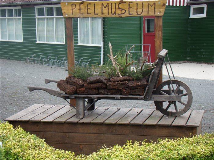 Peelmuseum America in America, Limburg