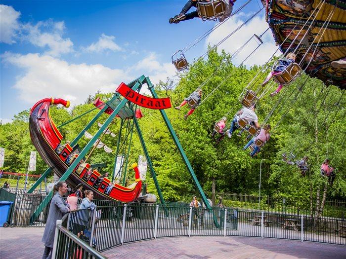 Drouwenerzand Attractiepark in Drouwen, Drenthe