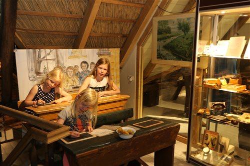 Museumboerderij Erve Hofman in Hellendoorn, Overijssel
