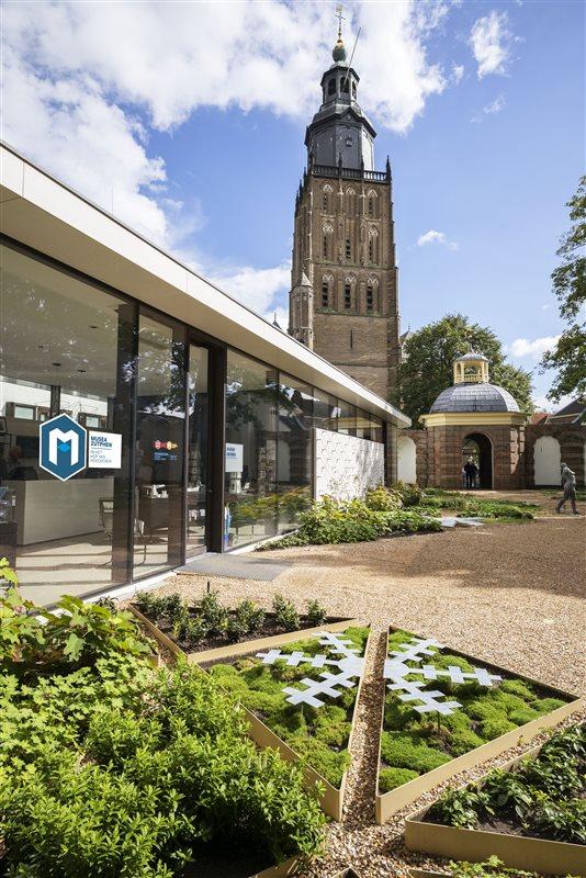 Museum Henriette Polak in Zutphen, Gelderland