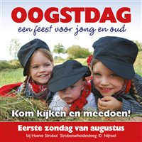 Oogstfeest Hoeve Strobol in Nijnsel, Noord-Brabant