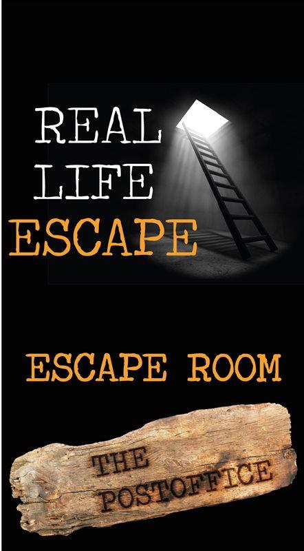 Real Life Escape: The Postoffice in Maarssen, Utrecht