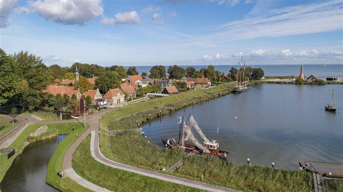 Zuiderzeemuseum in Enkhuizen, Noord-Holland