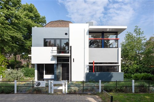 Rietveld Schröderhuis  in Utrecht, Utrecht
