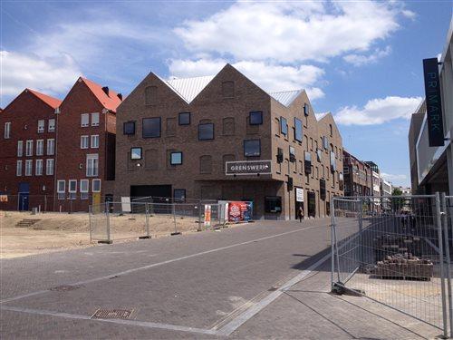 Poppodium Grenswerk in Venlo, Limburg