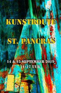 Kunstroute Sint Pancras in Sint Pancras, Noord-Holland