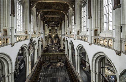 De Nieuwe Kerk Amsterdam in Amsterdam, Noord-Holland