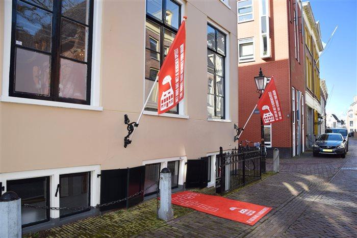 Het Huis Dat Met Je Hersenen Speelt in Leeuwarden, Friesland